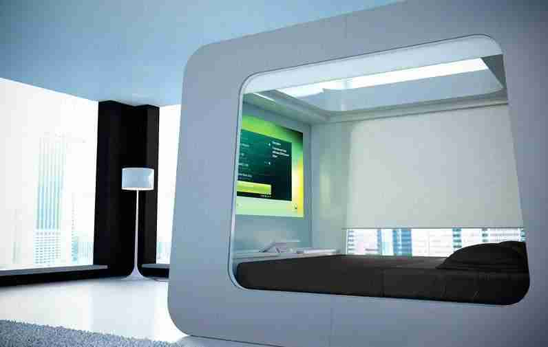 Astonishing-high-tech-bedroom