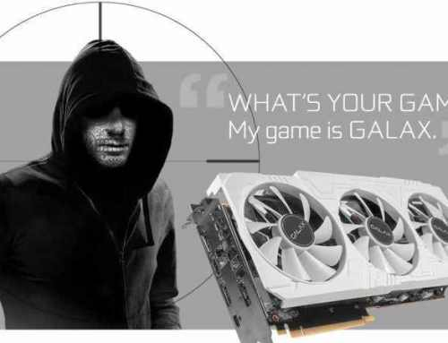 GALAX GeForce EX OC White Gamer видеокарта