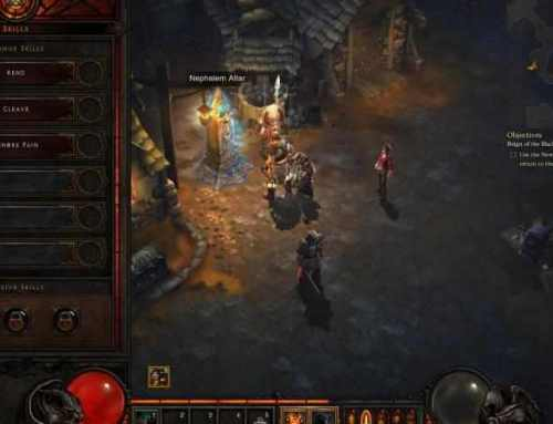 Diablo Immortal бета тест Регистрация (iOS и Android)