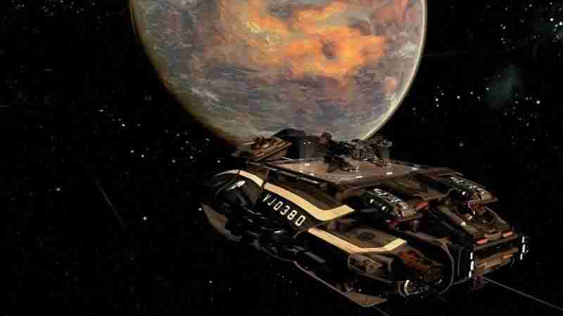 X4 Foundations Цербер штурмовой Фрегат